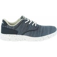 Schuhe Herren Sneaker Low Bass3d 40178 Azul