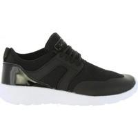 Schuhe Damen Sneaker Low Bass3d 41481 Negro