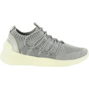 Schuhe Damen Sneaker Low Bass3d 41489 Gris