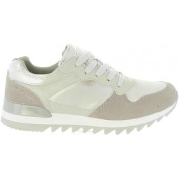 Schuhe Mädchen Sneaker Low Bass3d 42145 Plateado