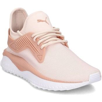 Schuhe Kinder Derby-Schuhe & Richelieu Puma Tsugi Cage Rosa