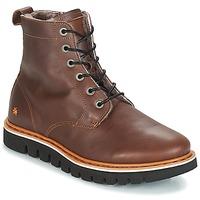 Schuhe Herren Boots Art TORONTO Braun