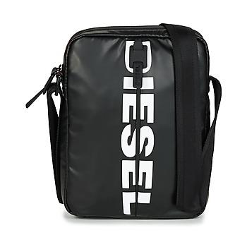 Taschen Herren Geldtasche / Handtasche Diesel BOLD SMALL CROSS Schwarz