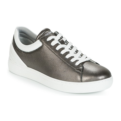 Emporio Armani BRUNA Zinn Schuhe Sneaker Low Damen 165