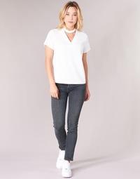 Kleidung Damen Slim Fit Jeans Diesel BABHILA Grau / 084vq