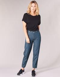 Kleidung Damen Straight Leg Jeans Diesel ALYS Blau / 084ur