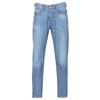 Kleidung Herren Straight Leg Jeans Diesel MHARKY Blau / 084uj