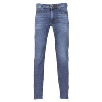 Kleidung Herren Slim Fit Jeans Diesel THOMMER Blau / 084uh
