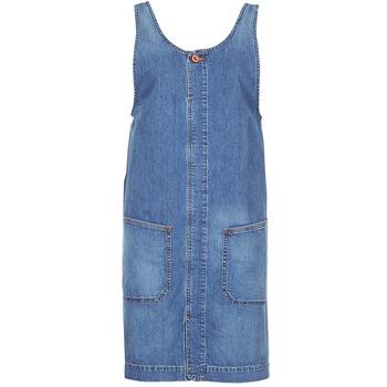 Kleidung Damen Kurze Kleider Diesel DE DATY Blau