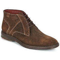 Schuhe Herren Boots Lloyd DALBERT Braun