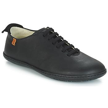 Schuhe Sneaker Low El Naturalista EL VIAJERO FLIDSU Schwarz
