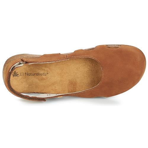 El Sandaletten Naturalista WAKATAUA Braun  Schuhe Sandalen / Sandaletten El Damen 79,20 b49d04
