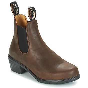 Schuhe Damen Boots Blundstone WOMEN'S HEEL BOOT Braun