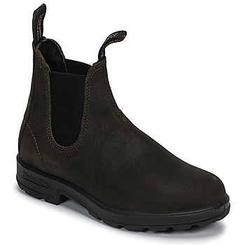 Schuhe Boots Blundstone SUEDE CLASSIC BOOT Kaki