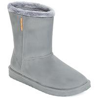 Schuhe Damen Schneestiefel Be Only COSY Grau