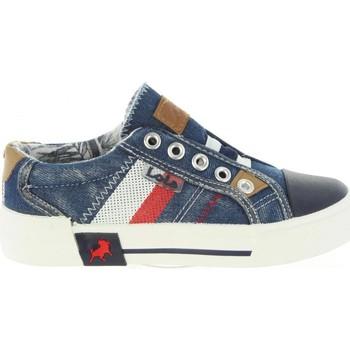 Schuhe Kinder Sneaker Low Lois 60053 Azul