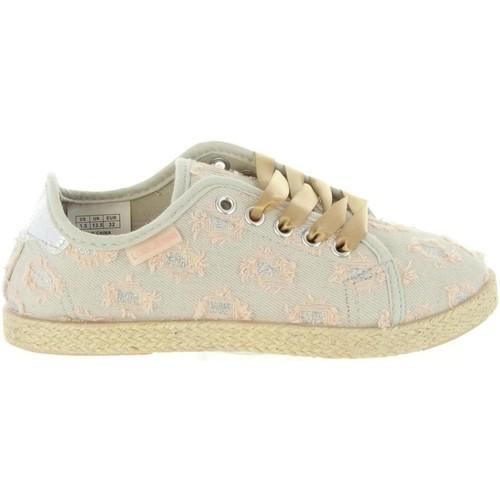 Schuhe Mädchen Sneaker Lois 60070 57 BEIG 34 Beige