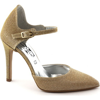 Schuhe Damen Pumps Divine Follie DIV-E18-3408-PL Oro