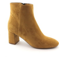 Schuhe Damen Low Boots Divine Follie DIV-E18-4011-CU Marrone
