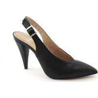 Schuhe Damen Sandalen / Sandaletten Divine Follie DIV-E18-7019-NE Nero