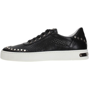 Schuhe Damen Sneaker Low Botticelli LD22806F Sneakers Damen BLACK BLACK