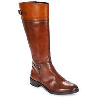 Schuhe Damen Klassische Stiefel Dorking TIERRA Braun