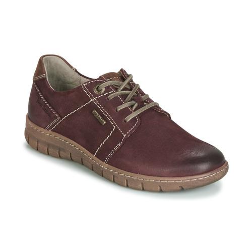 Schuhe Damen Derby-Schuhe Josef Seibel Steffi 59 Braun