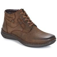 Schuhe Herren Boots Josef Seibel Anvers 35 Braun
