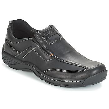 Schuhe Herren Derby-Schuhe Josef Seibel Nolan 18 Schwarz