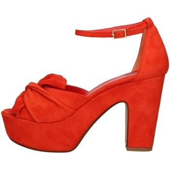 Schuhe Damen Sandalen / Sandaletten Silvia Rossini 1925 orange