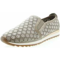 Schuhe Damen Slip on Jana Dame Slipper 8 2470428347 Braun