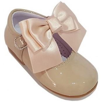 Schuhe Mädchen Derby-Schuhe & Richelieu Bambi 19580 braun