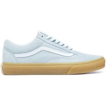 Schuhe Damen Sneaker Low Vans ZAPATILLAS  OLD SKOOL Grau