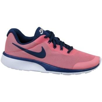 Schuhe Kinder Sneaker Low Nike Tanjun Racer GS Rosa