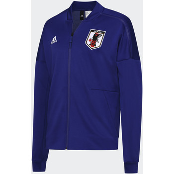 Kleidung Herren Trainingsjacken adidas Performance Japan adidas Z.N.E. Jacke Blau