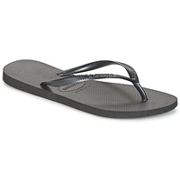Schuhe Damen Zehensandalen Havaianas SLIM Schwarz