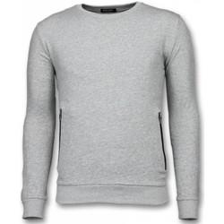 Kleidung Herren Sweatshirts Enos Lässige Buttons Grau
