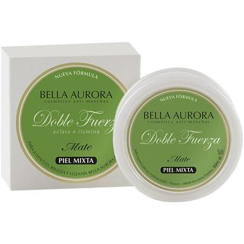 Beauty Damen gezielte Gesichtspflege Bella Aurora Doble Fuerza Mate Crema Anti-manchas Piel Mixta