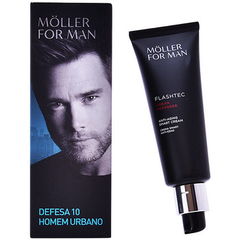 Beauty Herren Anti-Aging & Anti-Falten Produkte Anne Möller Flashtec Urban Defender Anti-aging Smart Cream  50 m