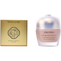 Beauty Damen Make-up & Foundation  Shiseido Future Solution Lx Total Radiance Foundation 2-neutral 30ml 30