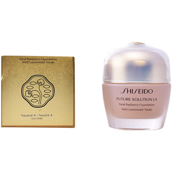 Beauty Damen Make-up & Foundation  Shiseido Future Solution Lx Total Radiance Foundation 4-neutral 30ml 30