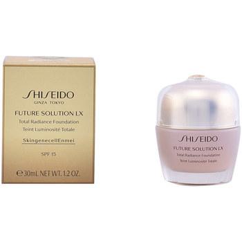 Beauty Damen Make-up & Foundation  Shiseido Future Solution Lx Total Radiance Foundation 3-rose  3