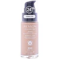 Beauty Damen Make-up & Foundation  Revlon Gran Consumo Colorstay Foundation Normal/dry Skin 200-nude
