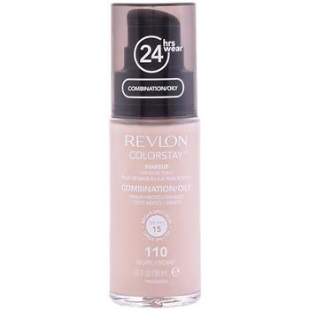 Beauty Damen Make-up & Foundation  Revlon Gran Consumo Colorstay Foundation Combination/oily Skin 110-ivory