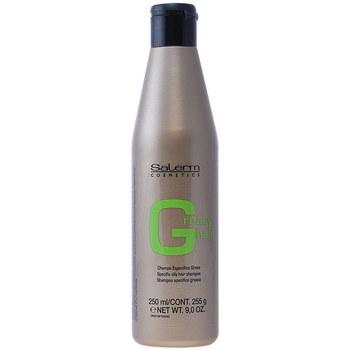Beauty Shampoo Salerm Greasy Hair Specific Oily Hair Shampoo
