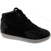 Schuhe Damen Boots Calzaturificio Loren LOC3710ne nero