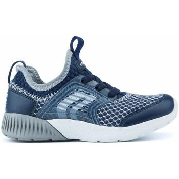 Schuhe Jungen Sneaker Low Geox SVETH J826PA SNEAKERS NAVY