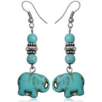 Uhren & Schmuck Damen Ohrringe Blue Pearls CRY 8367 T Other