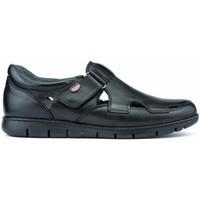 Schuhe Herren Halbschuhe Onfoot RAIDER M 8904 SANDALEN BLACK