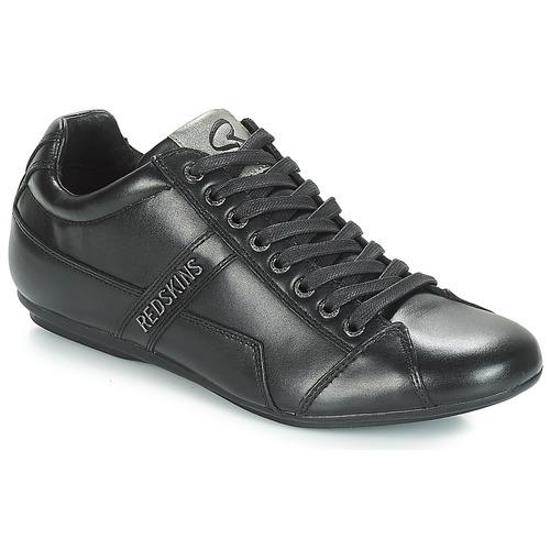 Redskins TONAKI Schwarz  Schuhe Sneaker Low Herren 89,90